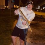 night fishing for snook